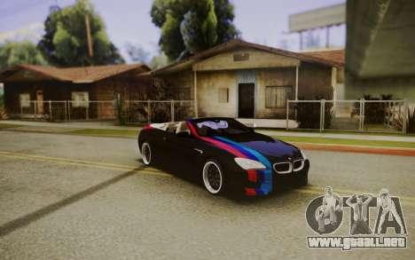 BMW M6 Cabrio para GTA San Andreas