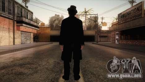 Dr. John Watson v2 para GTA San Andreas tercera pantalla