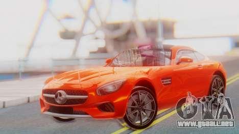 Mercedes-Benz SLS AMG GT para GTA San Andreas