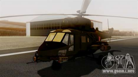 PZL W-3PL Grouse para GTA San Andreas