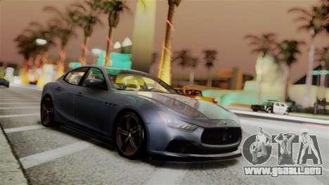 R.N.P ENB v0.248 para GTA San Andreas tercera pantalla