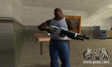 Like Combat Gun para GTA San Andreas tercera pantalla