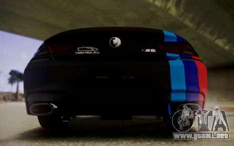 BMW M6 Cabrio para la visión correcta GTA San Andreas