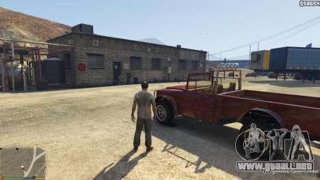 GTA 5 Trucking Missions 1.5 quinta captura de pantalla