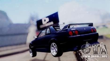 Nissan Skyline R32 para GTA San Andreas