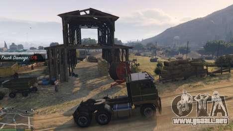 GTA 5 Trucking Missions 1.5 décima captura de pantalla