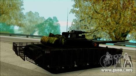 Type 99 BF4 para GTA San Andreas left