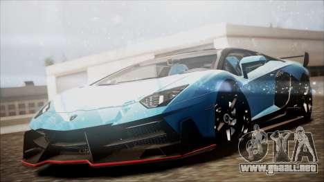 Lamborghini Veneno LP700-4 AVSM para la visión correcta GTA San Andreas