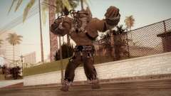 Bane Boss (Batman Arkham City)