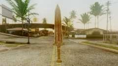 Dwarven Dagger para GTA San Andreas