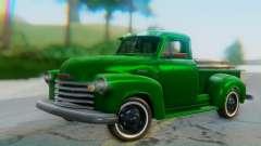 Chevrolet 3100 1951 Work para GTA San Andreas