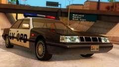 Police LV Intruder