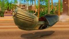 20-X Automatic para GTA San Andreas