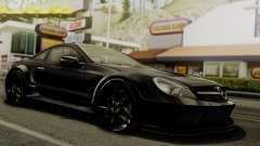 Mercedes-Benz SL65 E-Tuning para GTA San Andreas