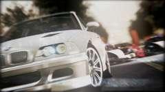 BMW M3 GTR Street Edition