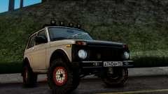 VAZ 2121 Niva 4x4 para GTA San Andreas