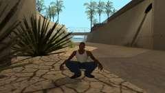 Ped.ifp Animación Gopnik para GTA San Andreas