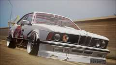 BMW E24 Shakugan No Shana Itasha para GTA San Andreas