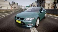 Ford Falcon FG XR6 Turbo