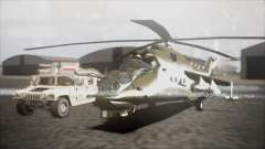 Mil Mi-24W Polish Land Forces