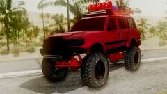 Burbuja Off Road para GTA San Andreas