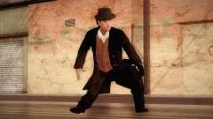 Dr. John Watson v2 para GTA San Andreas