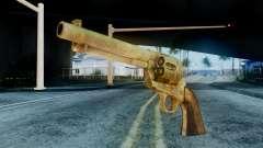 Red Dead Redemption Revolver Cattleman Sergio para GTA San Andreas