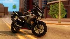 Honda CBR150R K45