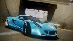 Hennessey Venom GT 2012 U.S.A American para GTA San Andreas