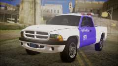 Dodge Dakota Iraqi Police para GTA San Andreas