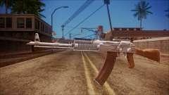 AK-47 v4 from Battlefield Hardline para GTA San Andreas