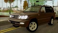 Toyota Land Cruiser Cygnus para GTA San Andreas