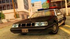 Police LS Intruder para GTA San Andreas