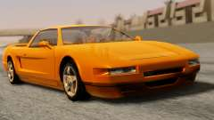 Infernus Hamann Edition Backup Standart para GTA San Andreas