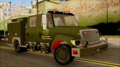 SANG Combat Rescue International para GTA San Andreas