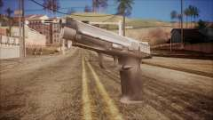 SW40p from Battlefield Hardline para GTA San Andreas