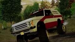 New Sandking para GTA San Andreas