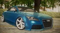 Audi TT RS 2011 v3 para GTA San Andreas