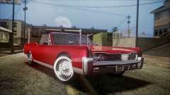 GTA 5 Vapid Chino para GTA San Andreas