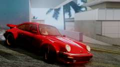 Porsche 911 Turbo (930) 1985 Kit A para GTA San Andreas