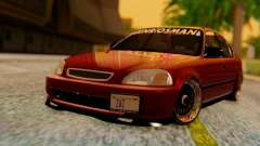Honda Civic JnR Tuning para GTA San Andreas