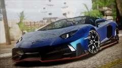 Lamborghini Veneno LP700-4 AVSM Roadster Version