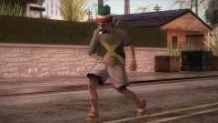 Rasta Grandpa para GTA San Andreas