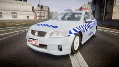 Holden Commodore Omega Victoria Police [ELS]