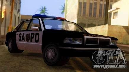 Police SA Premier para GTA San Andreas