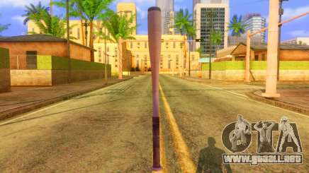 Atmosphere Baseball Bat para GTA San Andreas