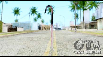Manhunt Crowbar para GTA San Andreas
