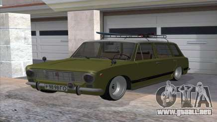 VAZ 2102 Resto para GTA San Andreas