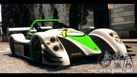 Radical SR8 RX para GTA 4