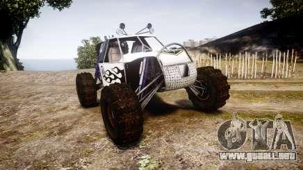 Buggy Fireball para GTA 4